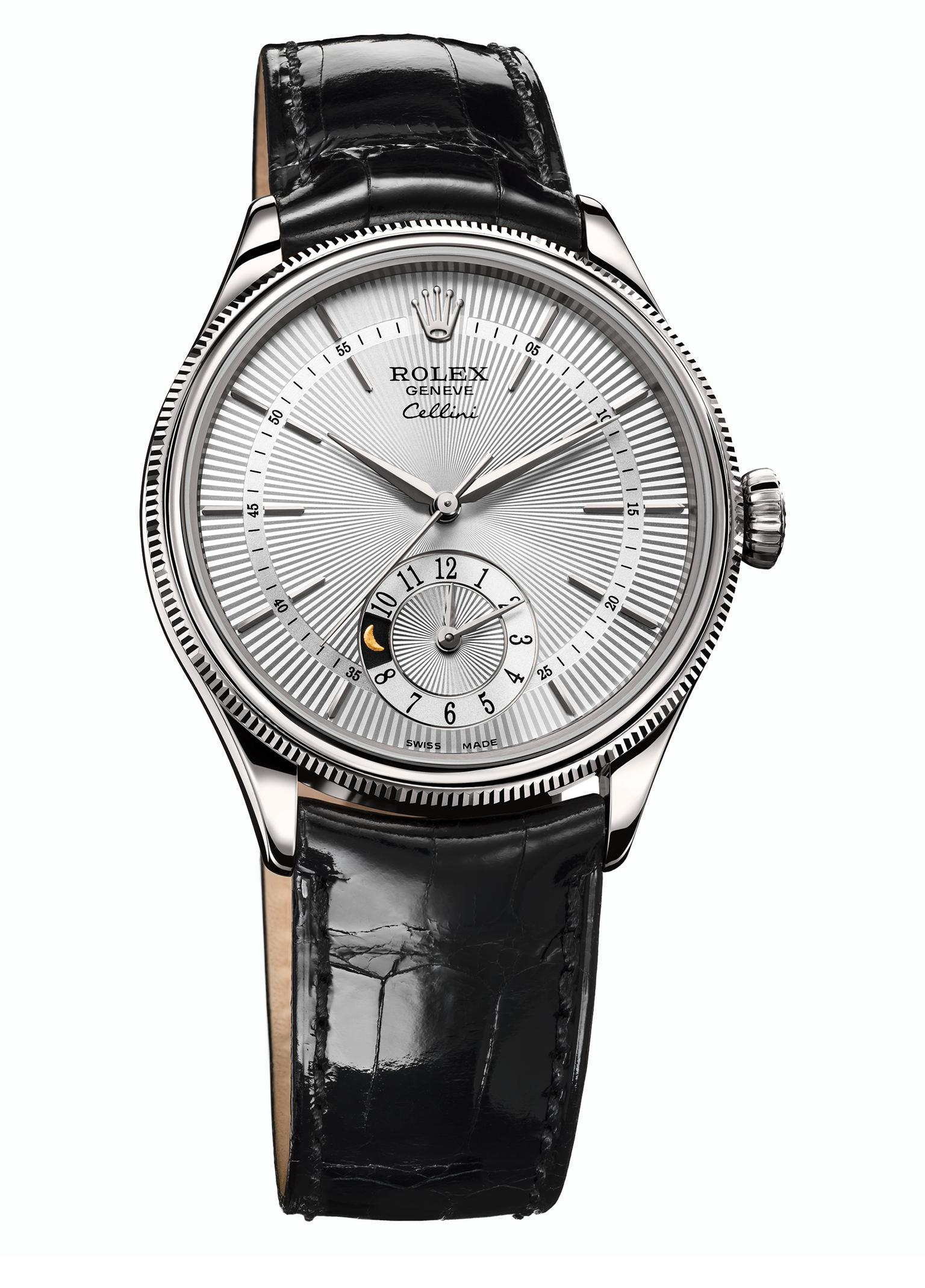 Baselworld watch review the trio of new rolex cellini watches the jewellery editor for Rolex cellini