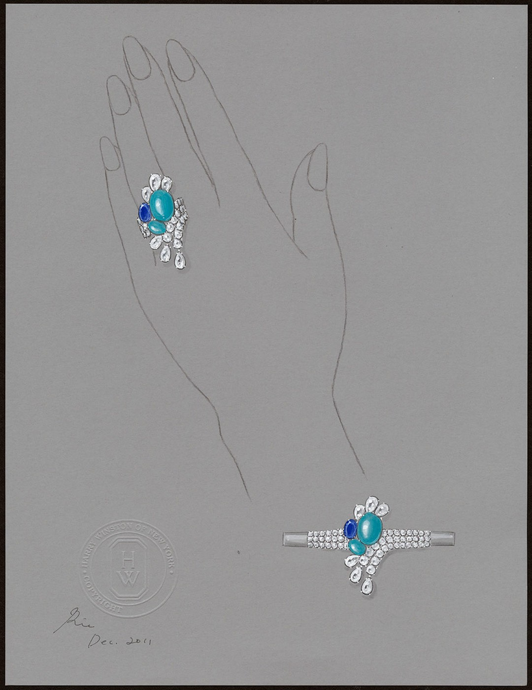 Harry-Winston-Water-Collection_Turquoise-Splash-Ring