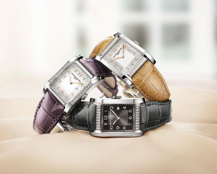 Baume et Mercier. Product shot 1