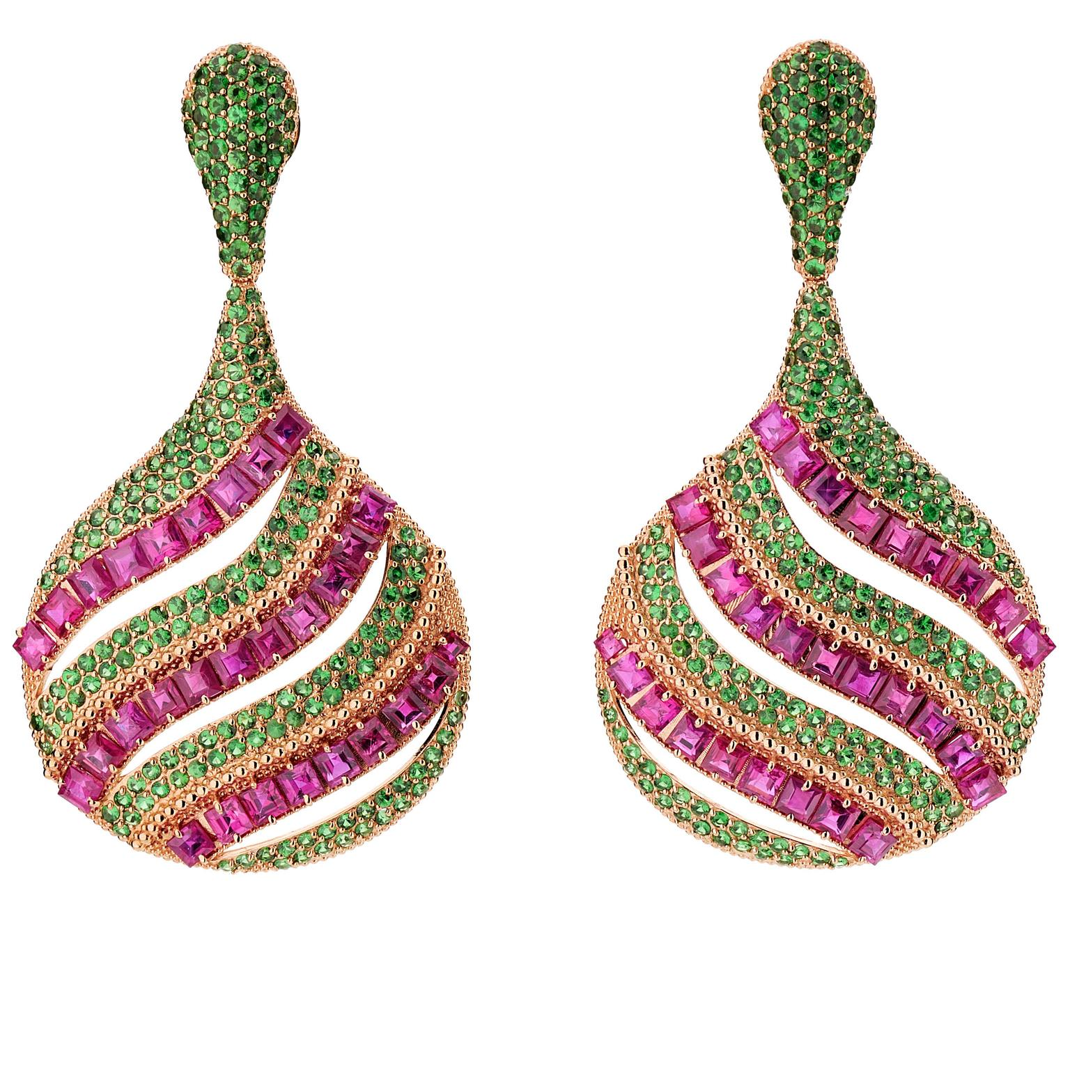 Carla Amorim St Basil Earrings Zoom