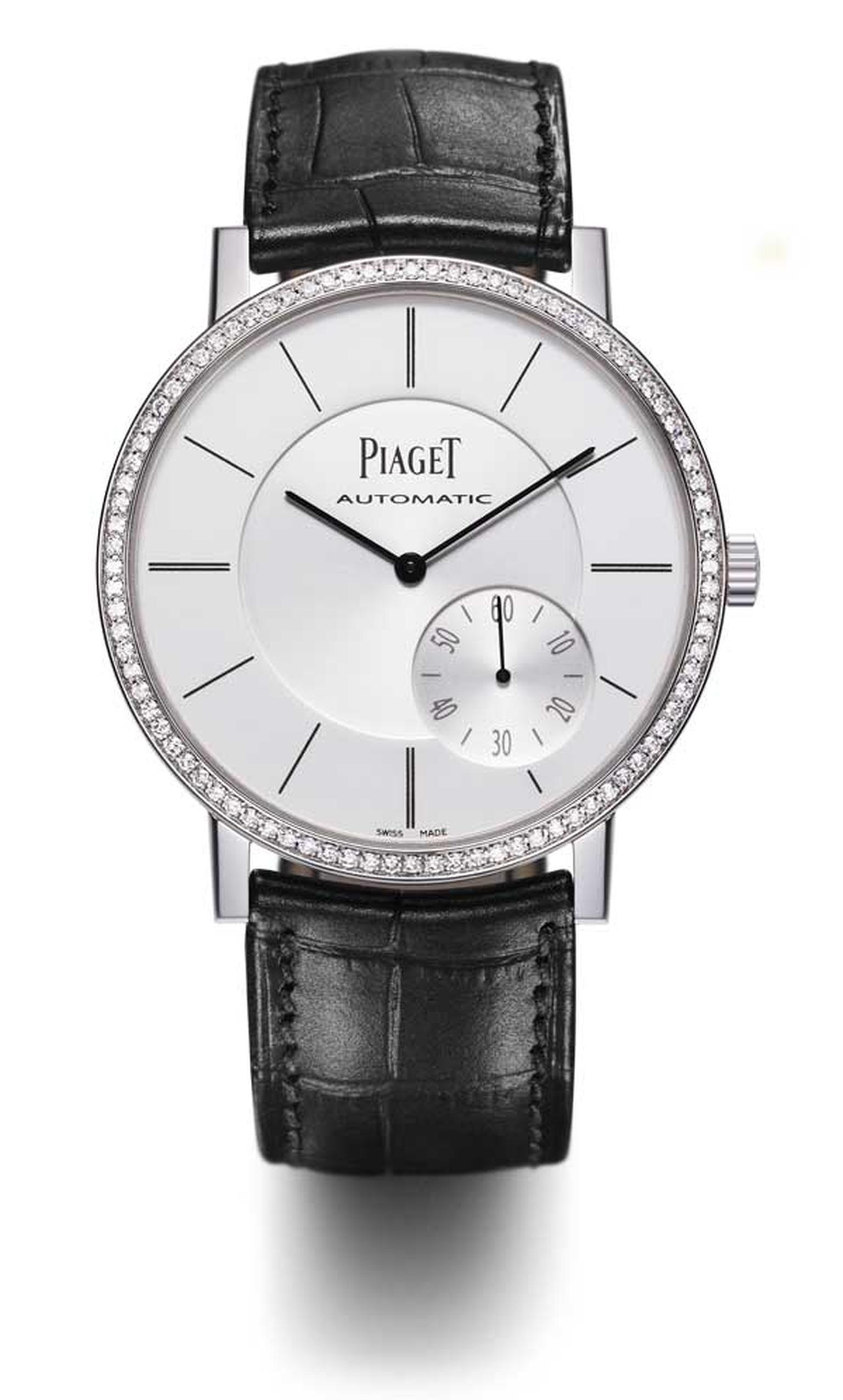 Piaget Altiplano Automatic set with diamonds