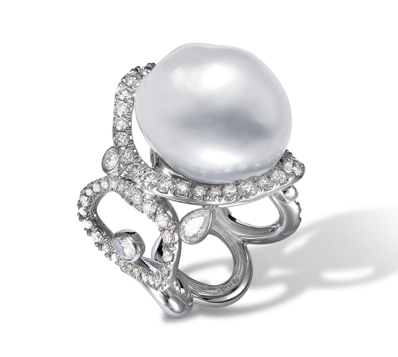 Mikimoto-Baroque-Ring