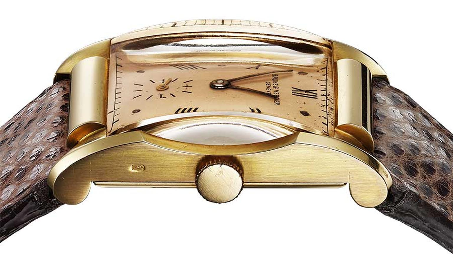 Baume et Mercier Historical Watch