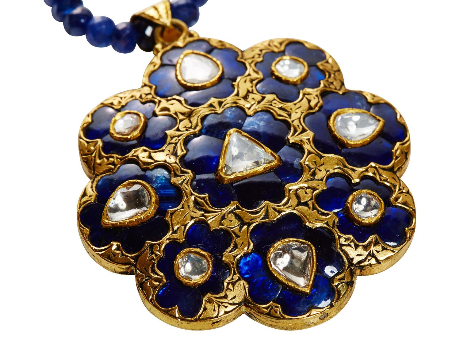 Jade Jagger Jaipur Necklace Zoom