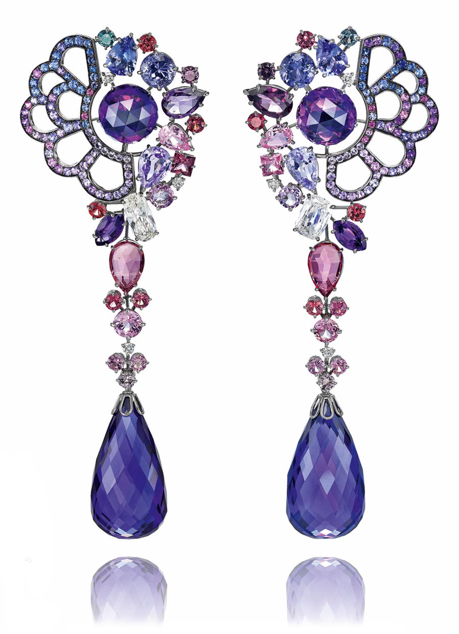 Disney-Chopard-Belle-Earrings