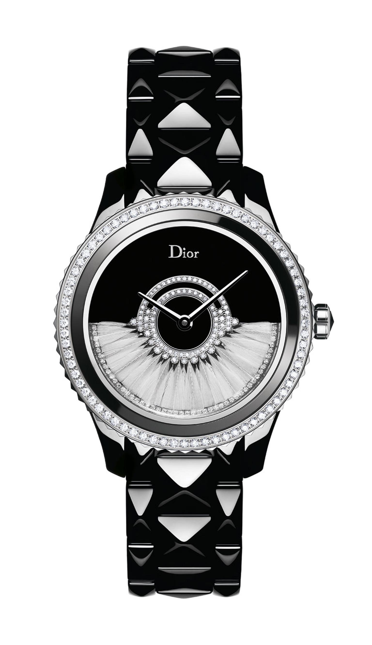 DIOR-VIII-GRAND-BAL-PLUMES-MODEL-BLACK-38mm