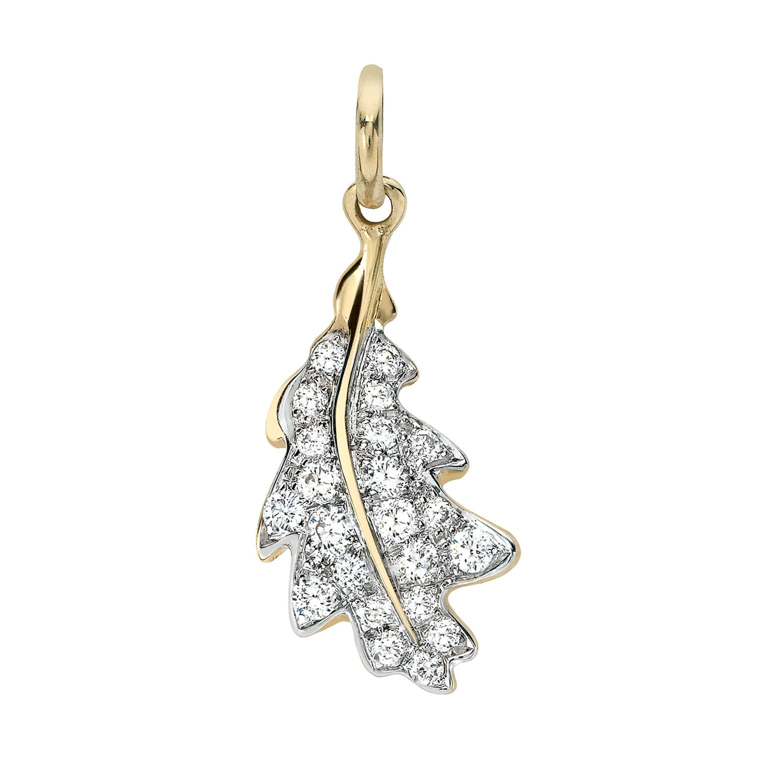 Asprey-Oak-Leaf-Charm-Zoom