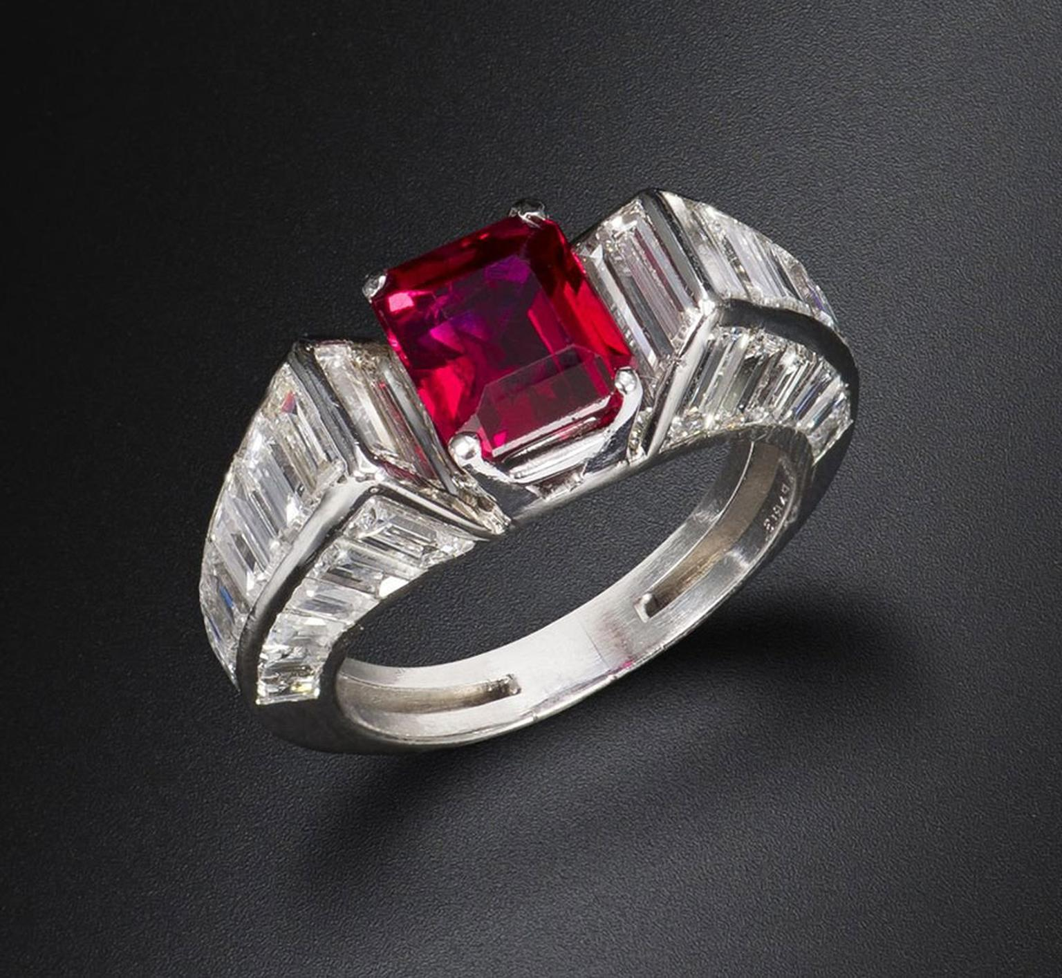 Bonhams-A-ruby-and-diamond-ring-by-Van-Cleef-Arpels