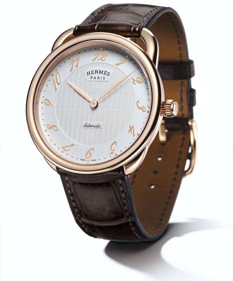 Hermès' new Arceau watches