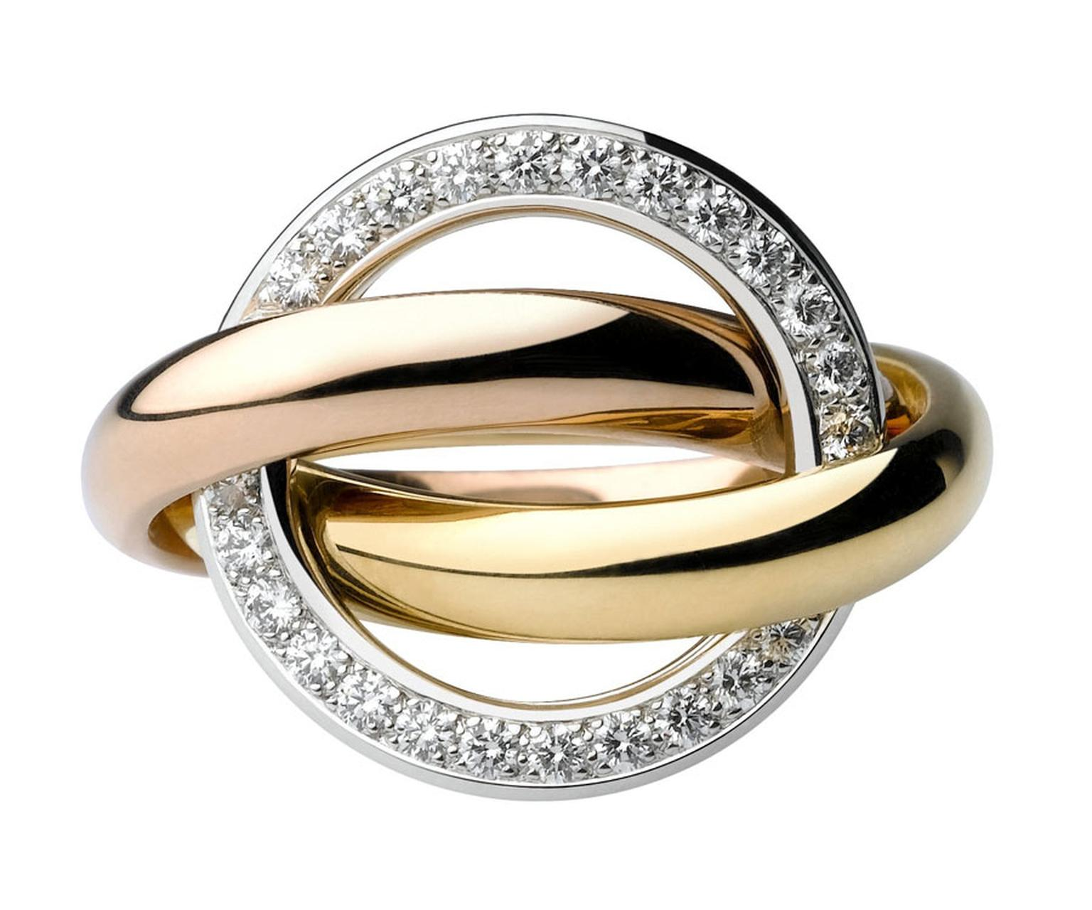 Cartier Ring Trinity Meaning