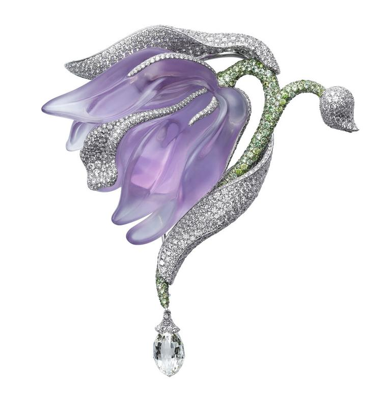 Cartier's Naturellement wild collection