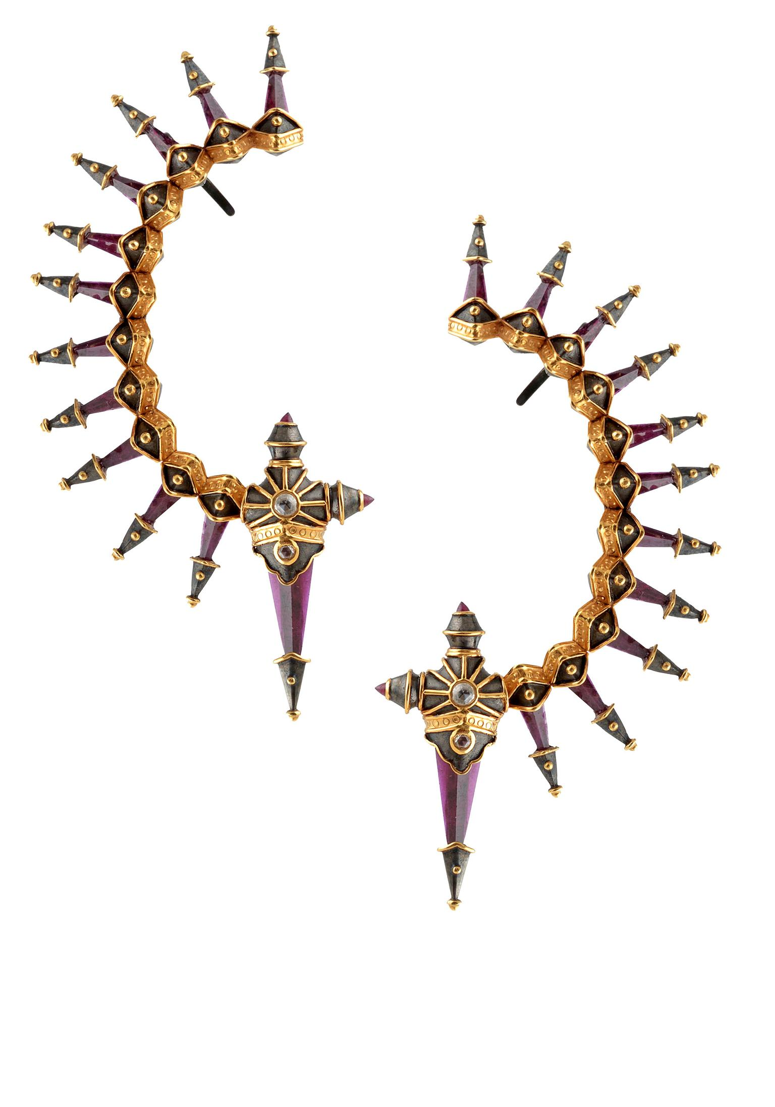 Amrapali-Ear-Cuffs-Zoom