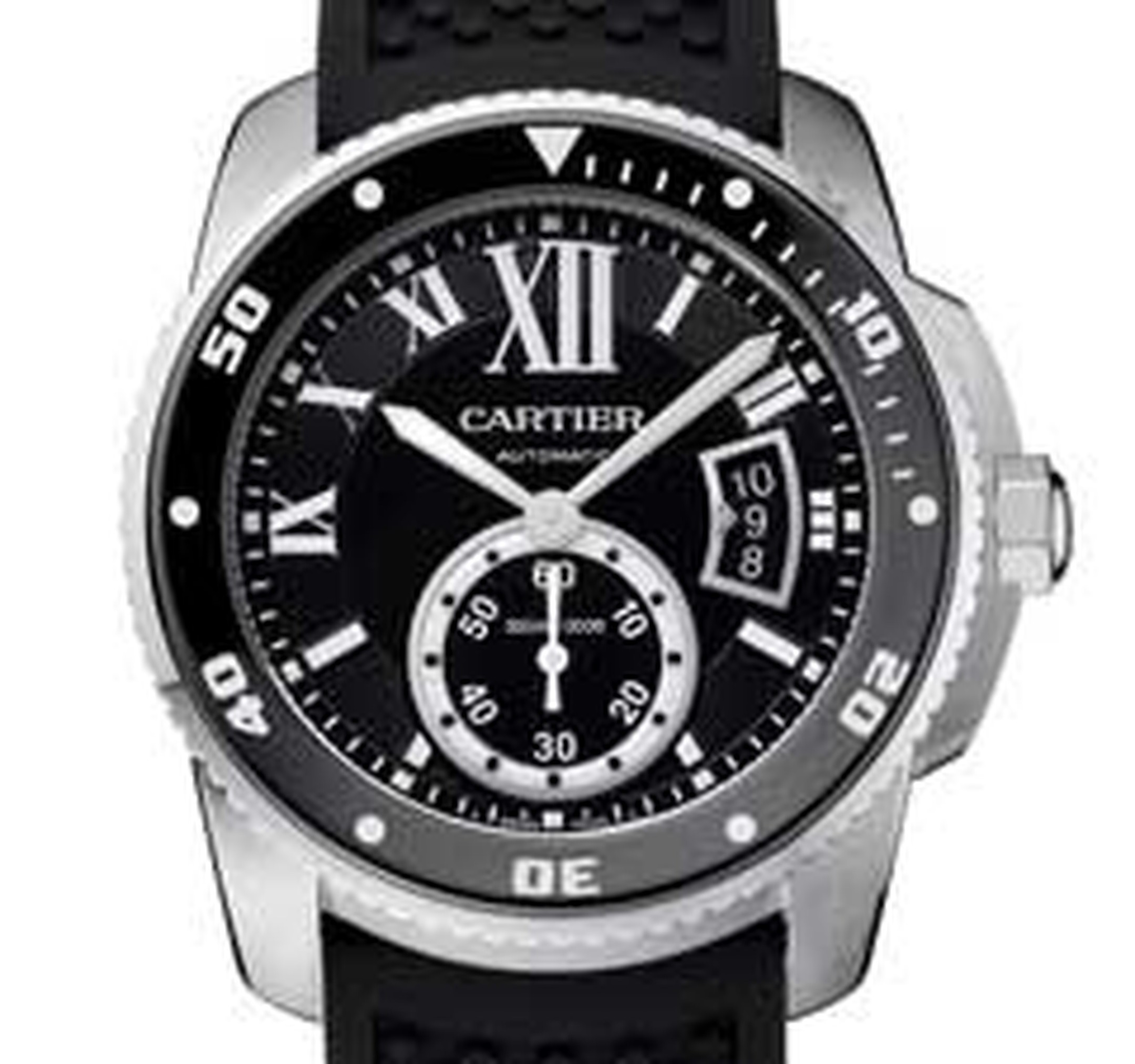 Cartier -Calibre -Diver HP