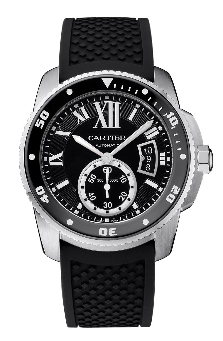 Calibre-de-Cartier-Steel-Dive-Watch-Zoom