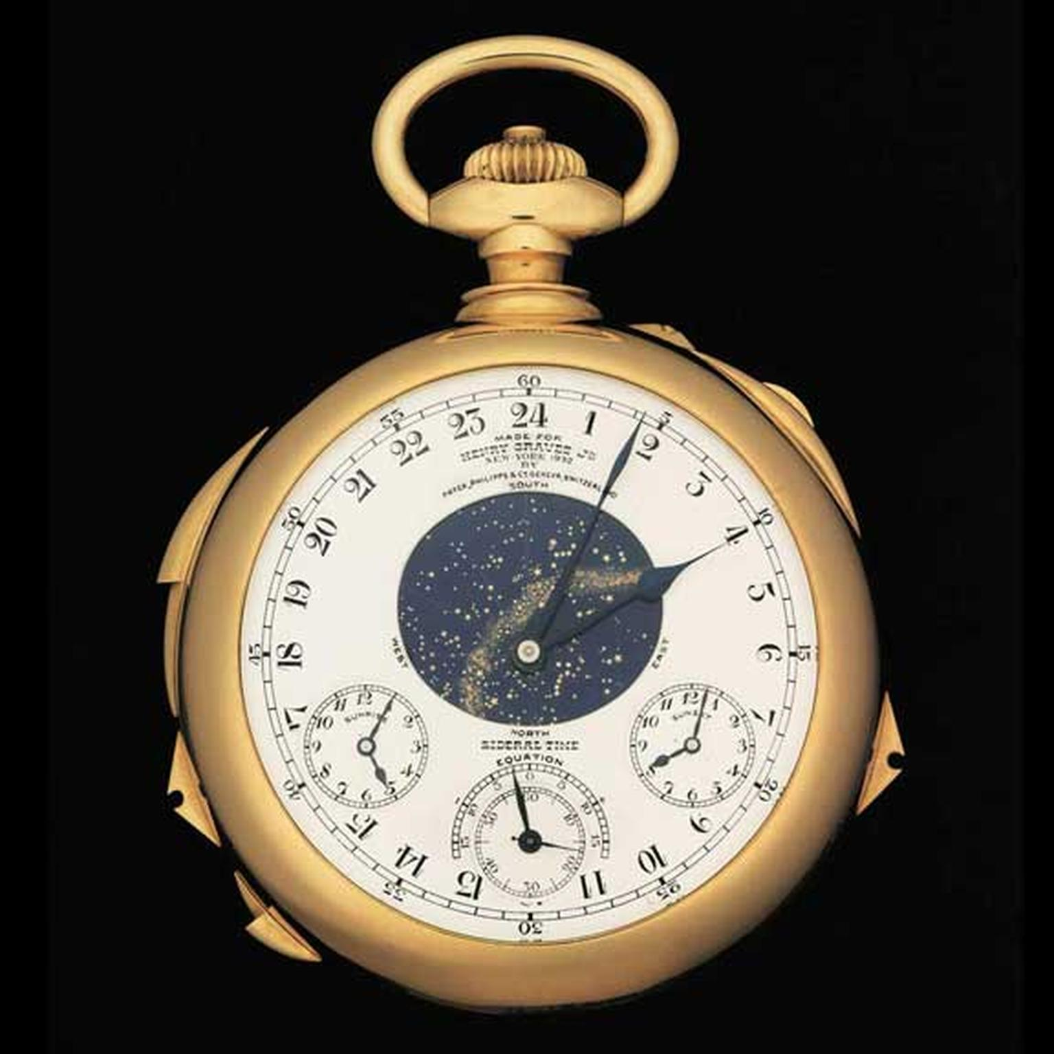 Henry Graves Supercomplication
