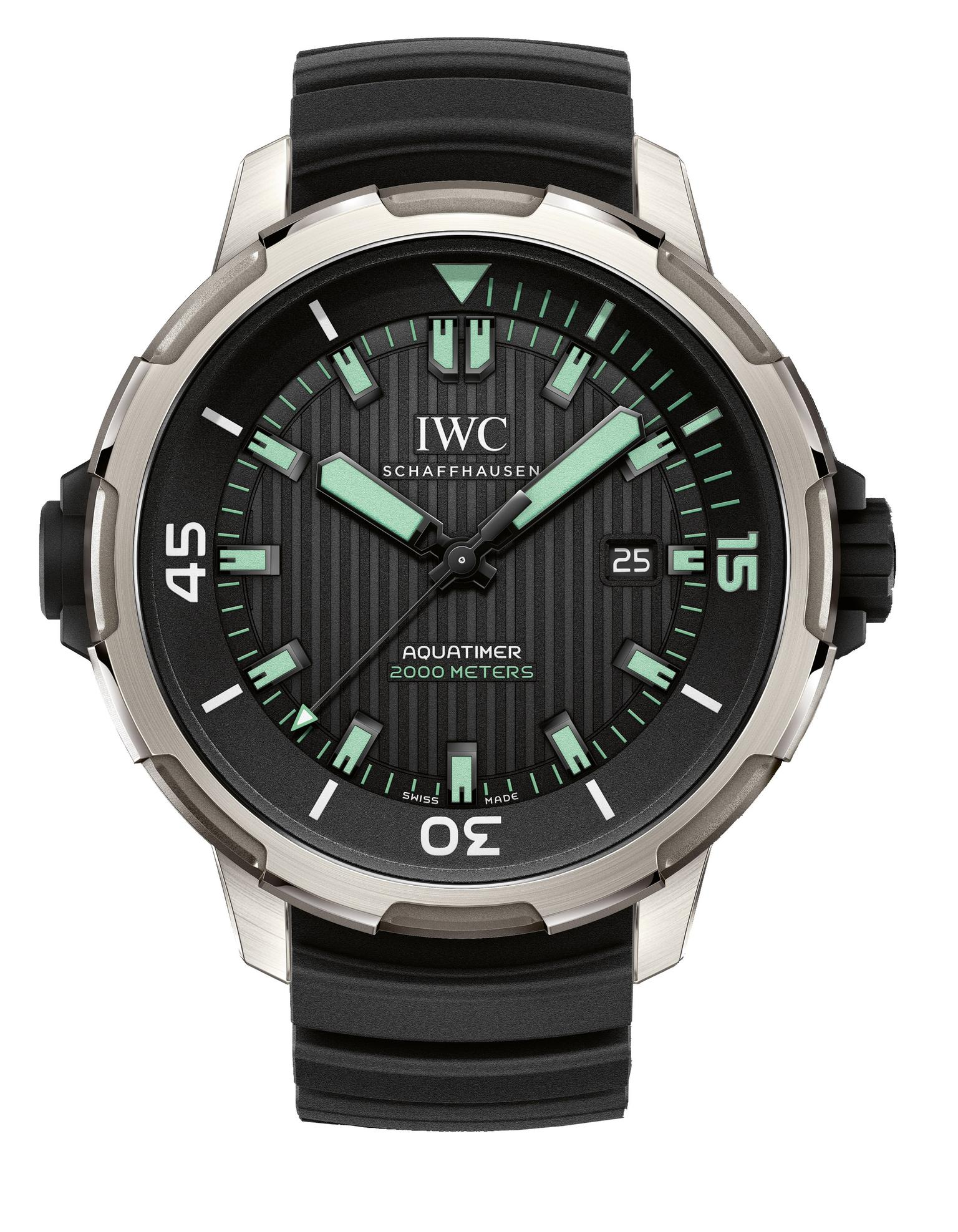 IWC Aquatimer 2000 Zoom