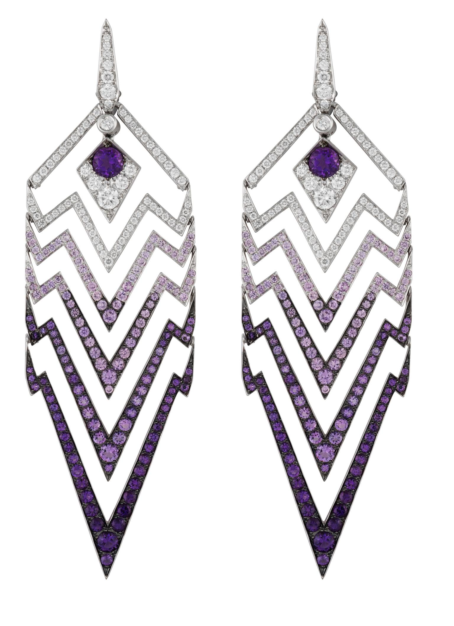 stephen Webster Stardust Earrings zoom