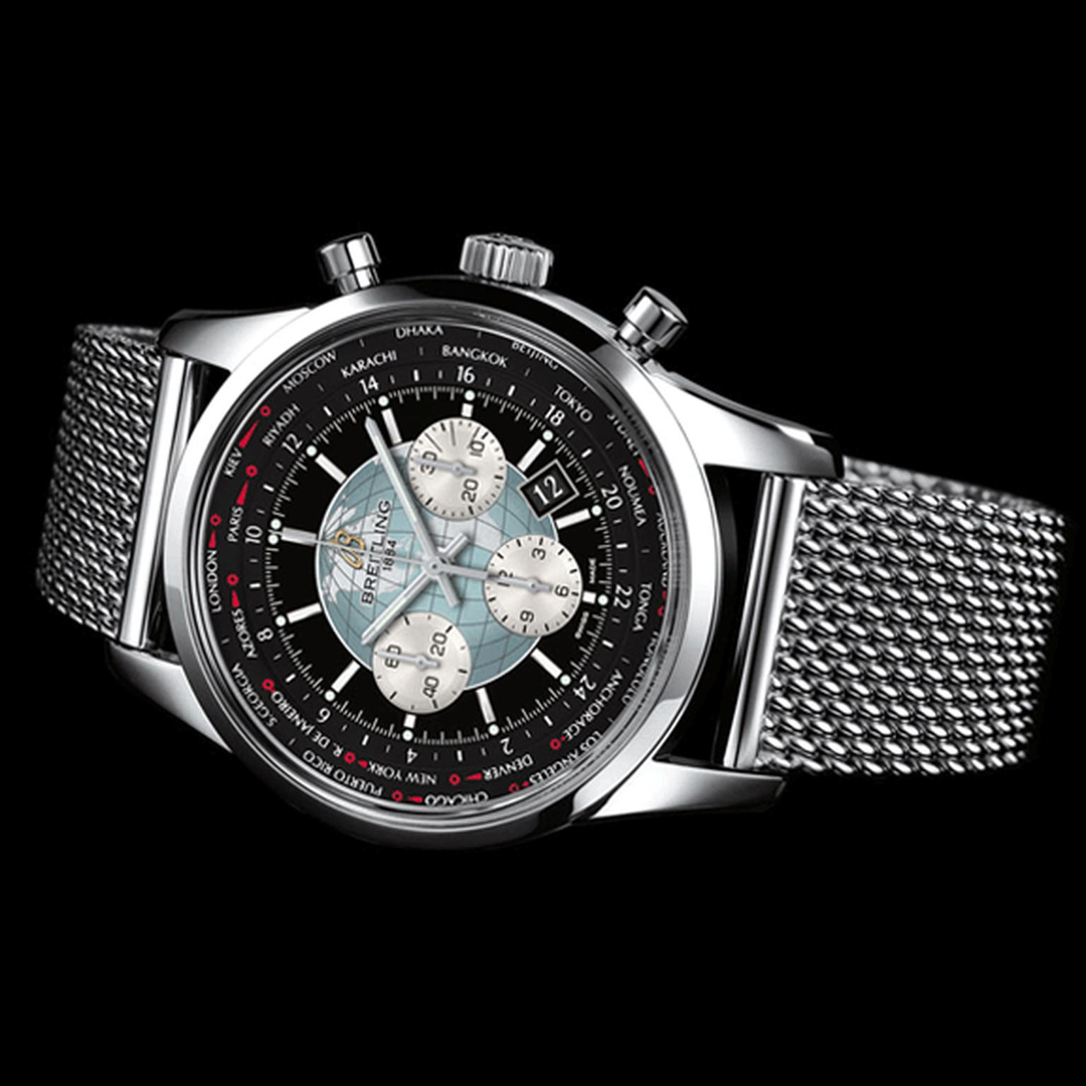 Breitling Brand Image