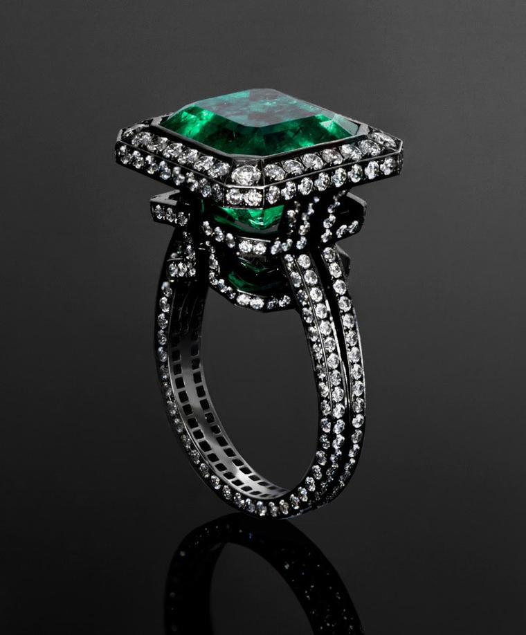 Best of 2013: emerald jewels