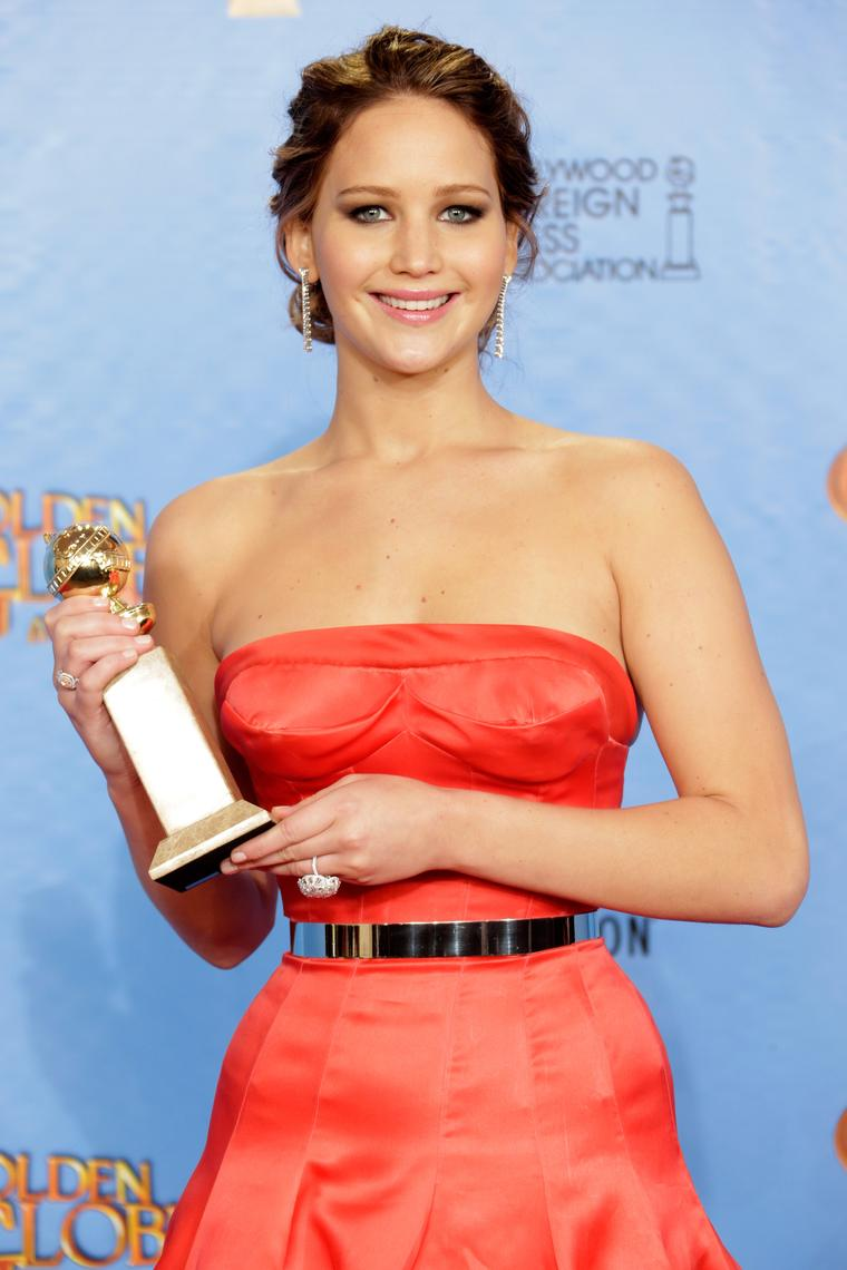 The 2013 Golden Globe Awards: who dazzled on the red carpet in LA?