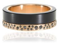 Raw Elegance Todd Reed Works Lustrous Pearls Into His