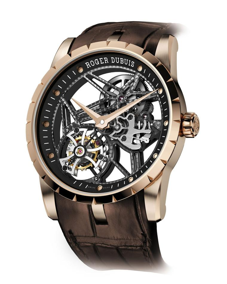 Roger-Dubuis-Excalibur-42-Skeleton-Tourbillon-in-pink-gold