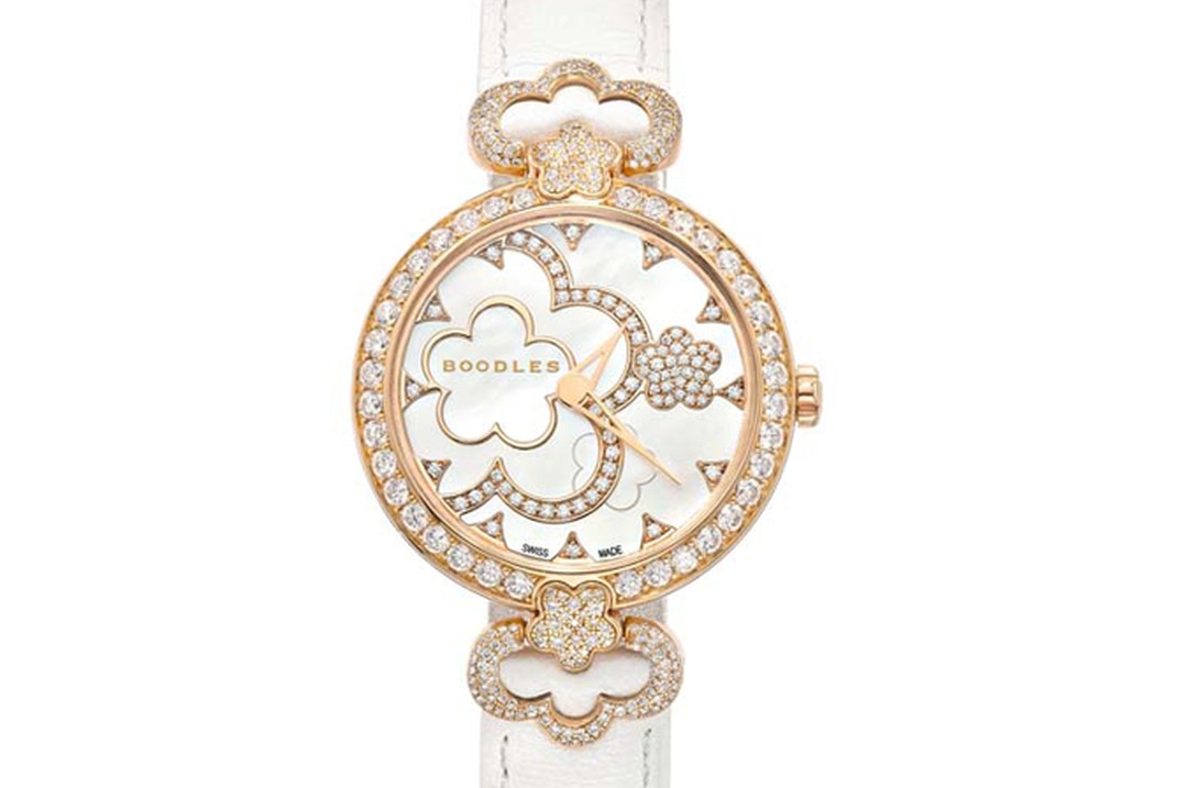 Boodles Blossomwatches 008HP