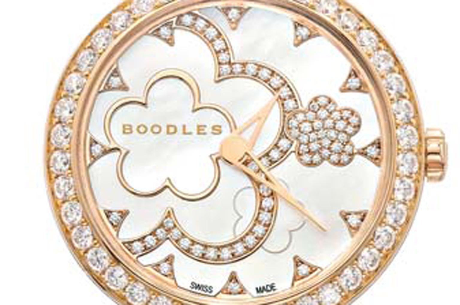 Boodles Blossomwatches 008HJP