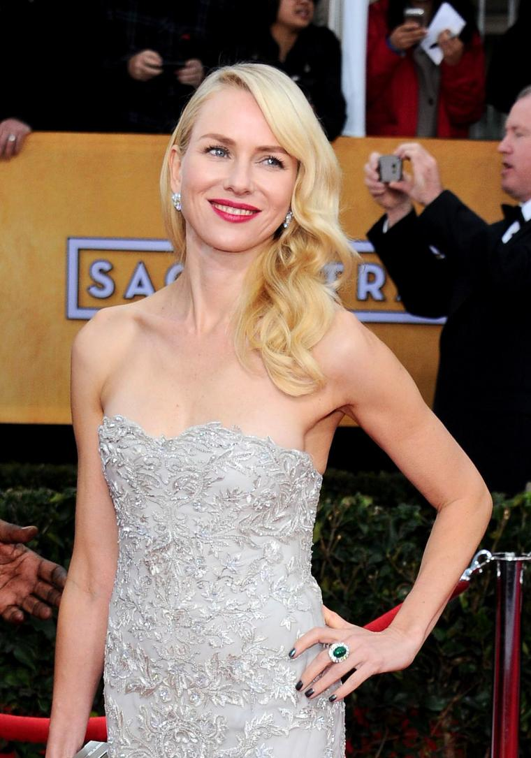 The red carpet jewels that wowed at the Screen Actors Guild Awards 2013