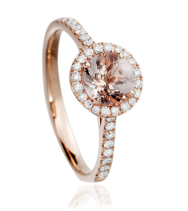 The New Colour Code Engagement Rings Featuring Vibrant