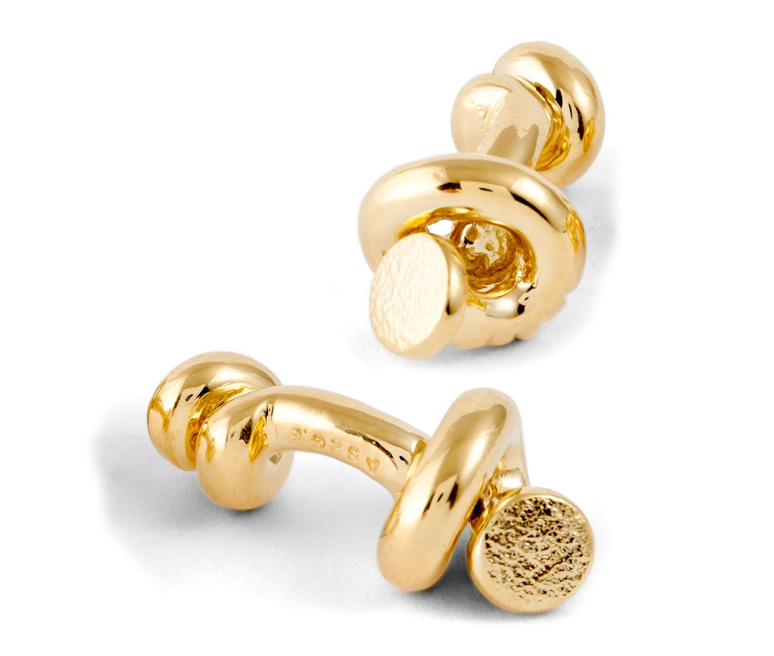 David-Webb-Twisted-Nail-Cufflinks-Zoom