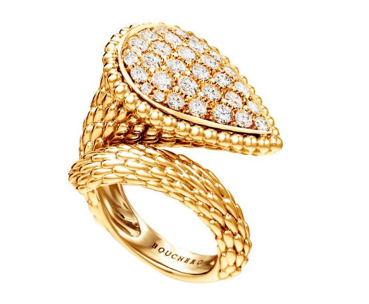 Boucheron's new Serpent Bohème Jewellery