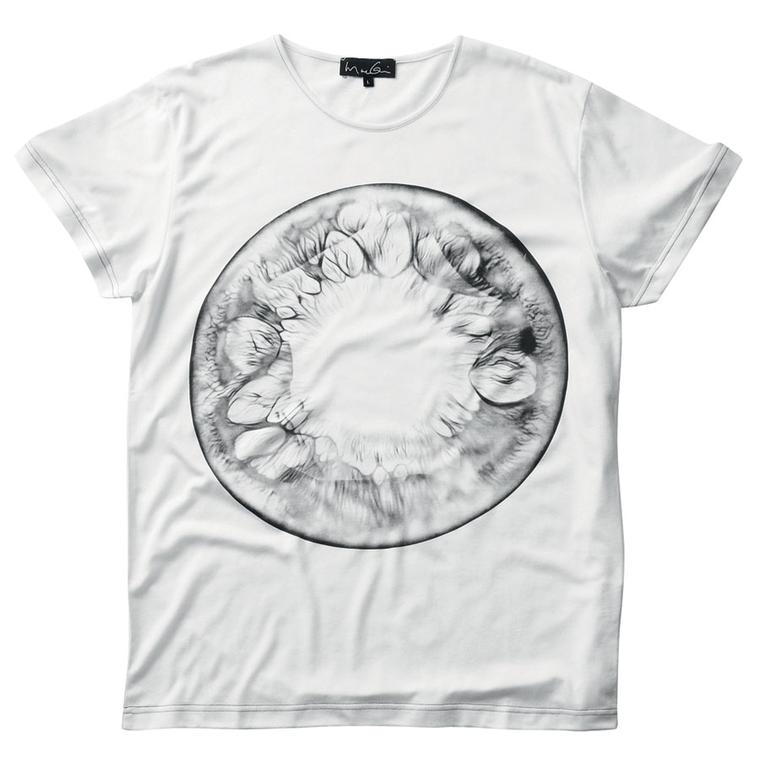 Marc Quinn at Selfrdges  White Wonders mens T-shirt Price from 130
