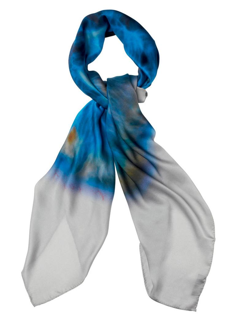 Marc Quinn Silk scarf Eye print Price from 180