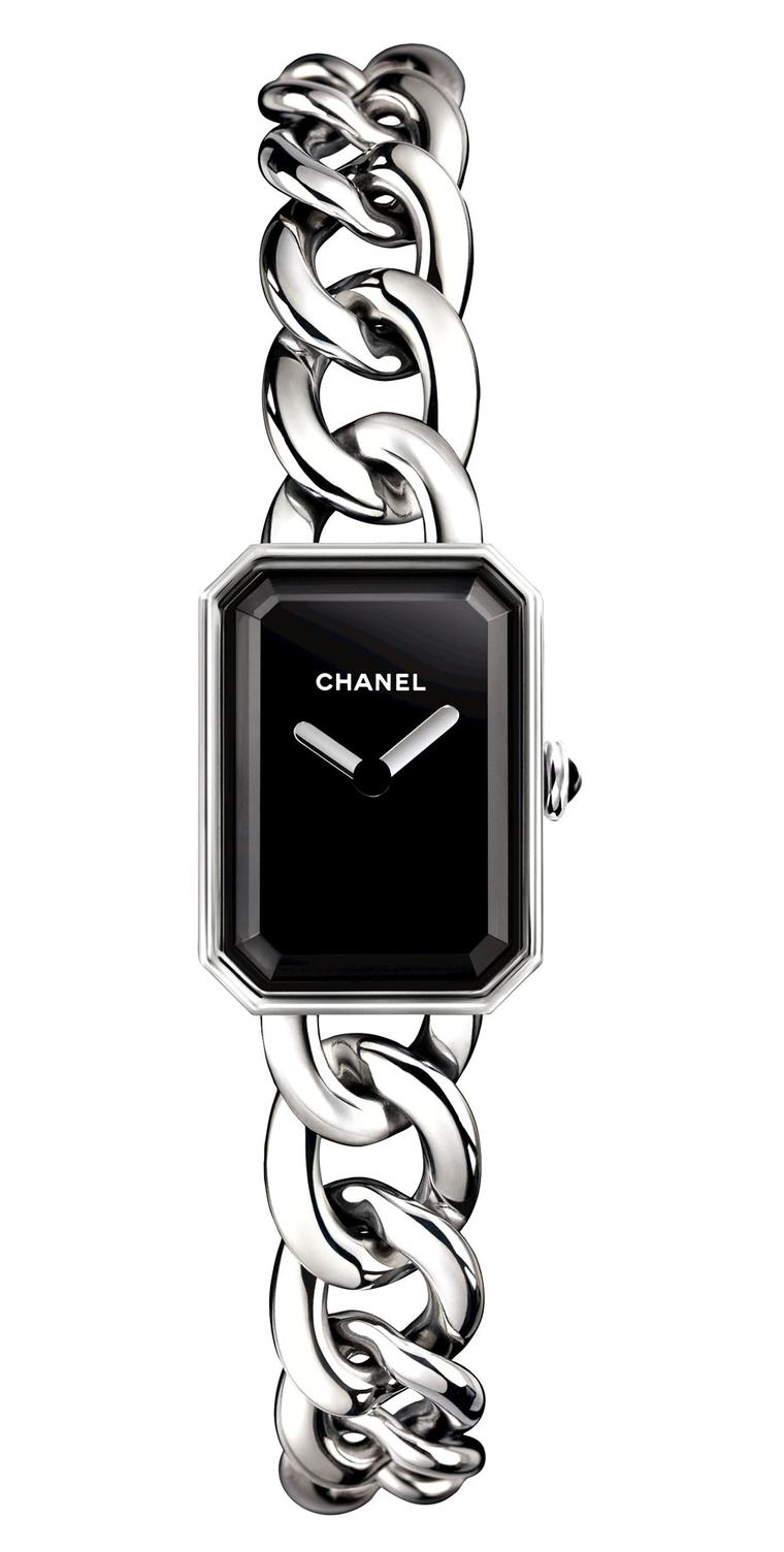 Chanel-Premiere-watch-Acier-PM-H3248