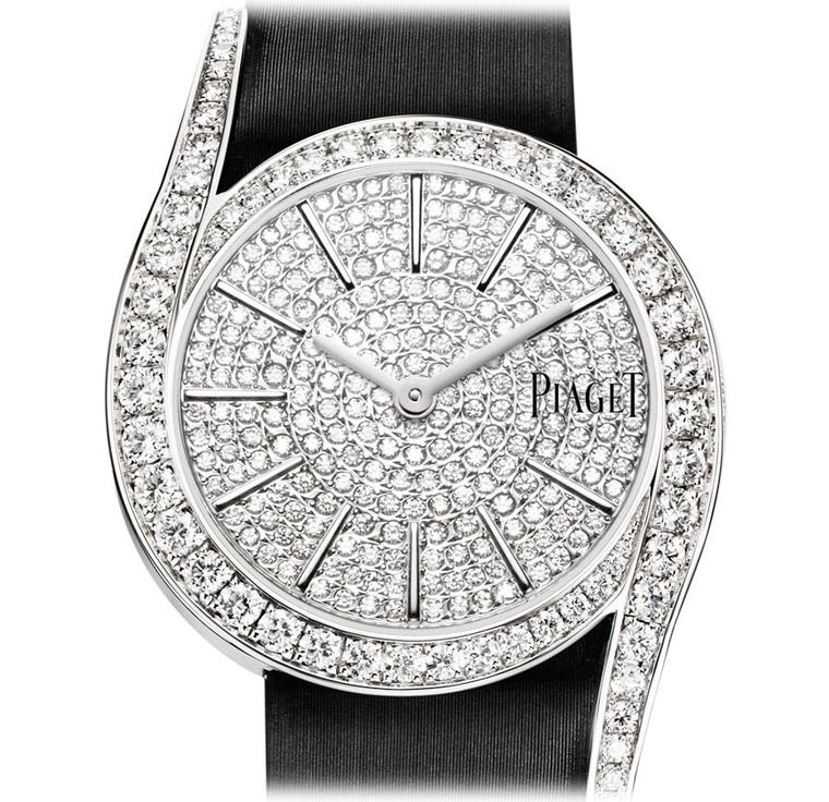 Piaget at SIHH 2013