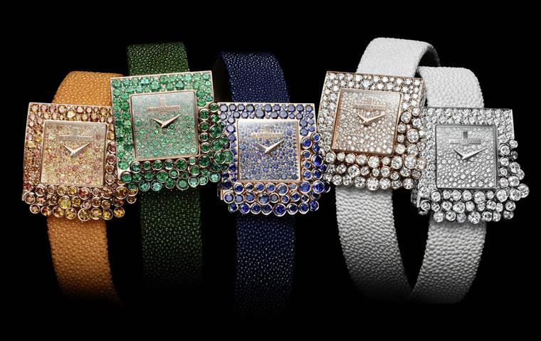 De Grisogono new Sugar jewellery watch