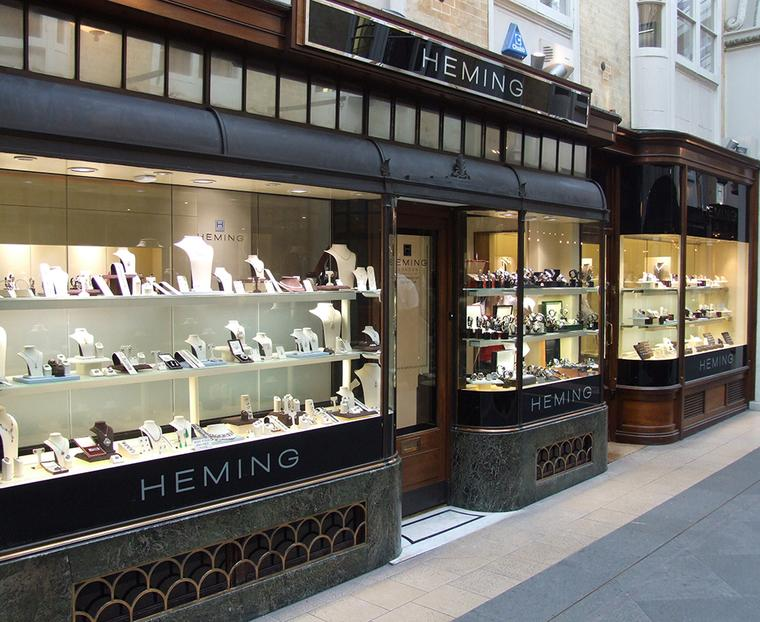 Burlington Arcade: London's lesser-known jewellery enclave