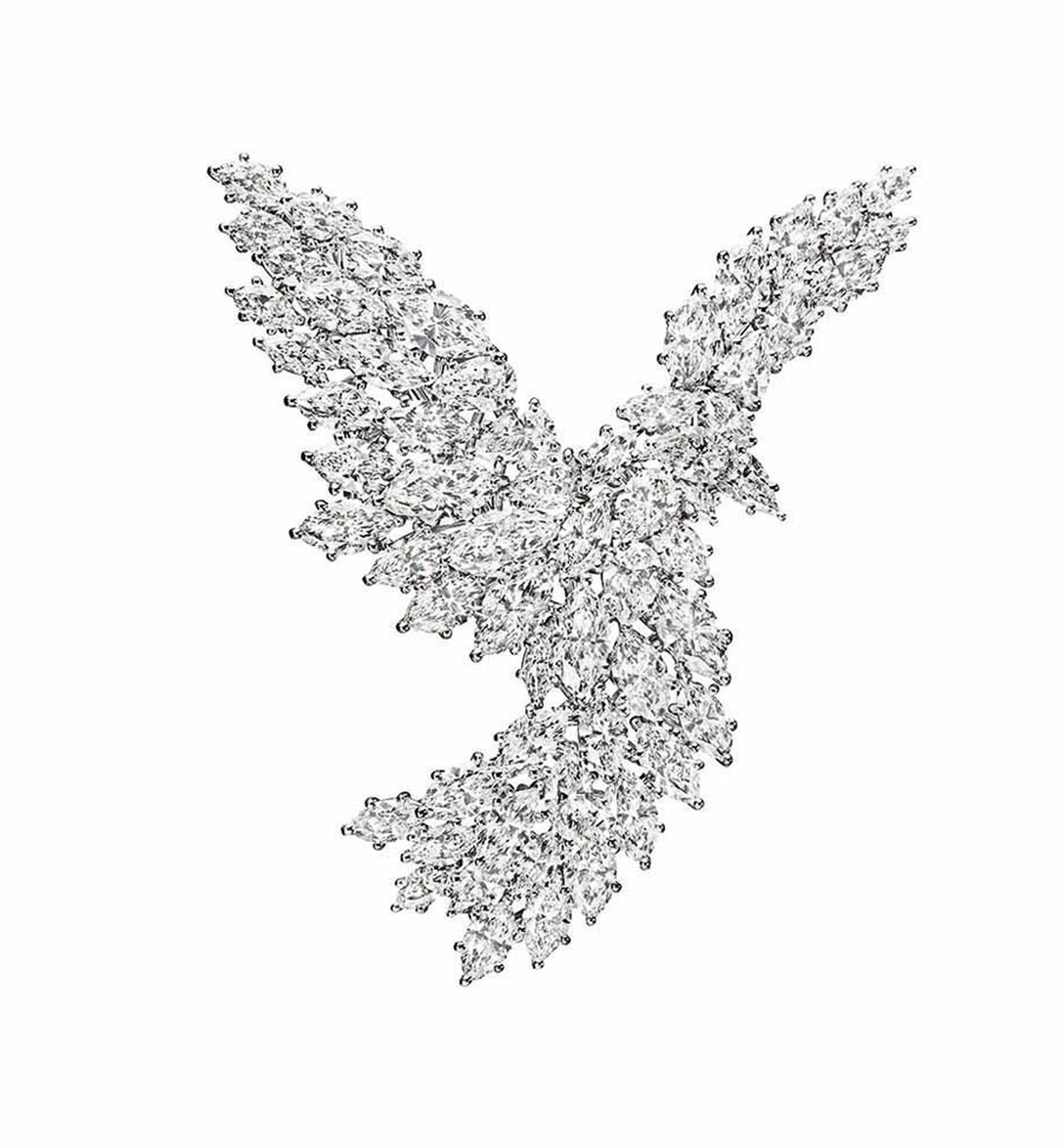 Harry-Winston_Diamond_Dove-cluster_Brooch_Press-resolution_15472
