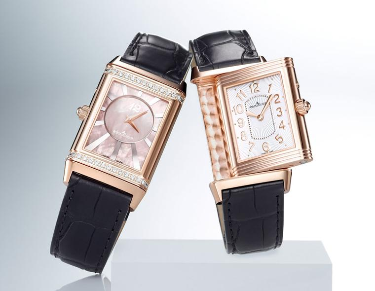 Jaeger-LeCoultre's classic watches get some new faces