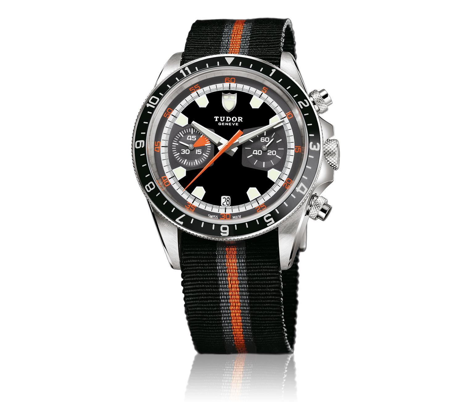 Tudor-Chrono-Watch-Zoom