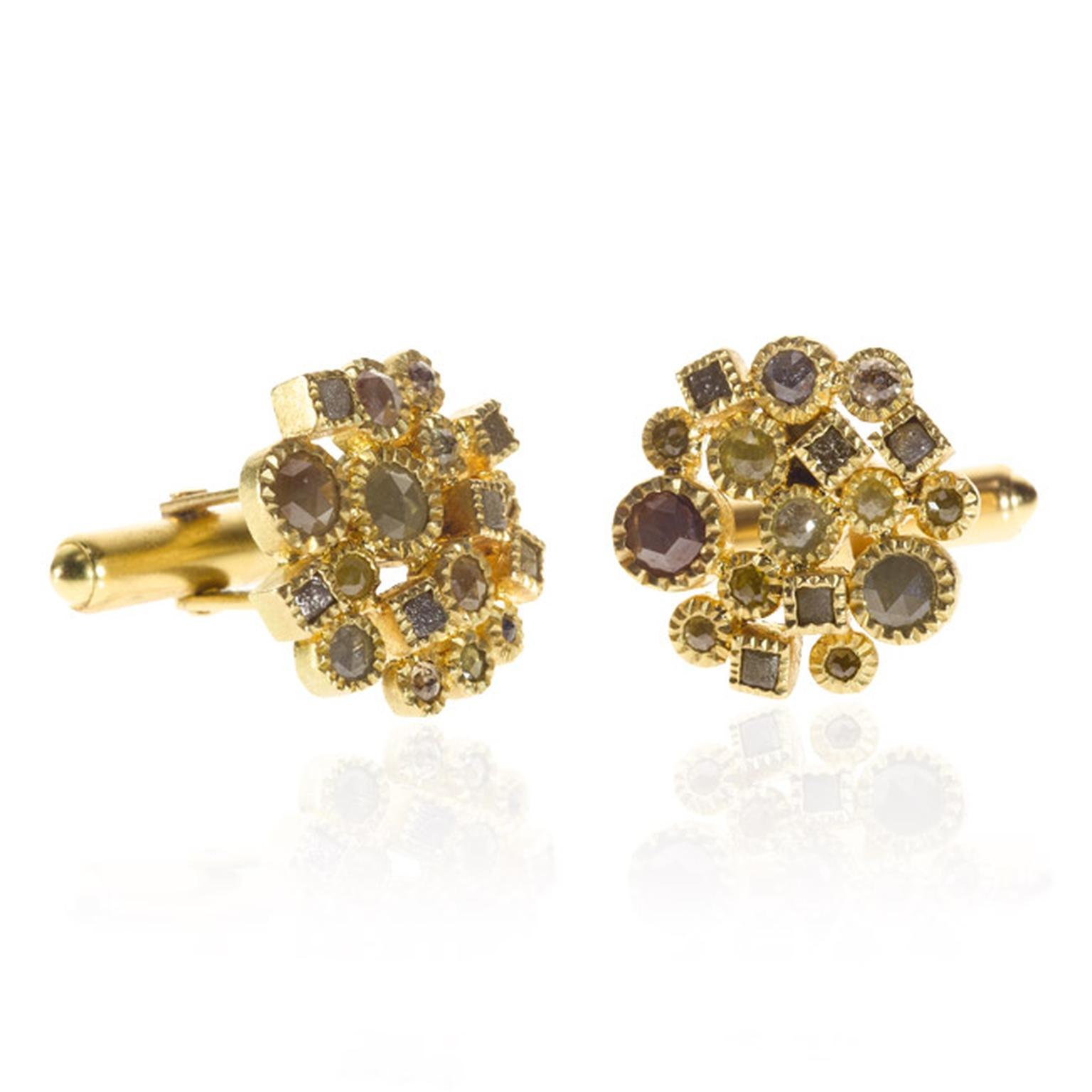 Todd-Reed-Diamond-Cluster-Cufflinks-Main