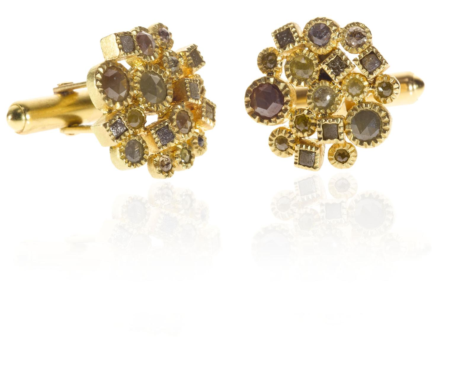 Todd-Reed-Diamond-Cluster-Cufflinks-Zoom