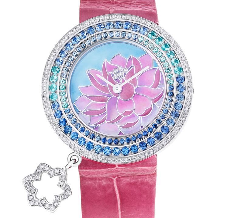 Van Cleef & Arpels new watches for 2013