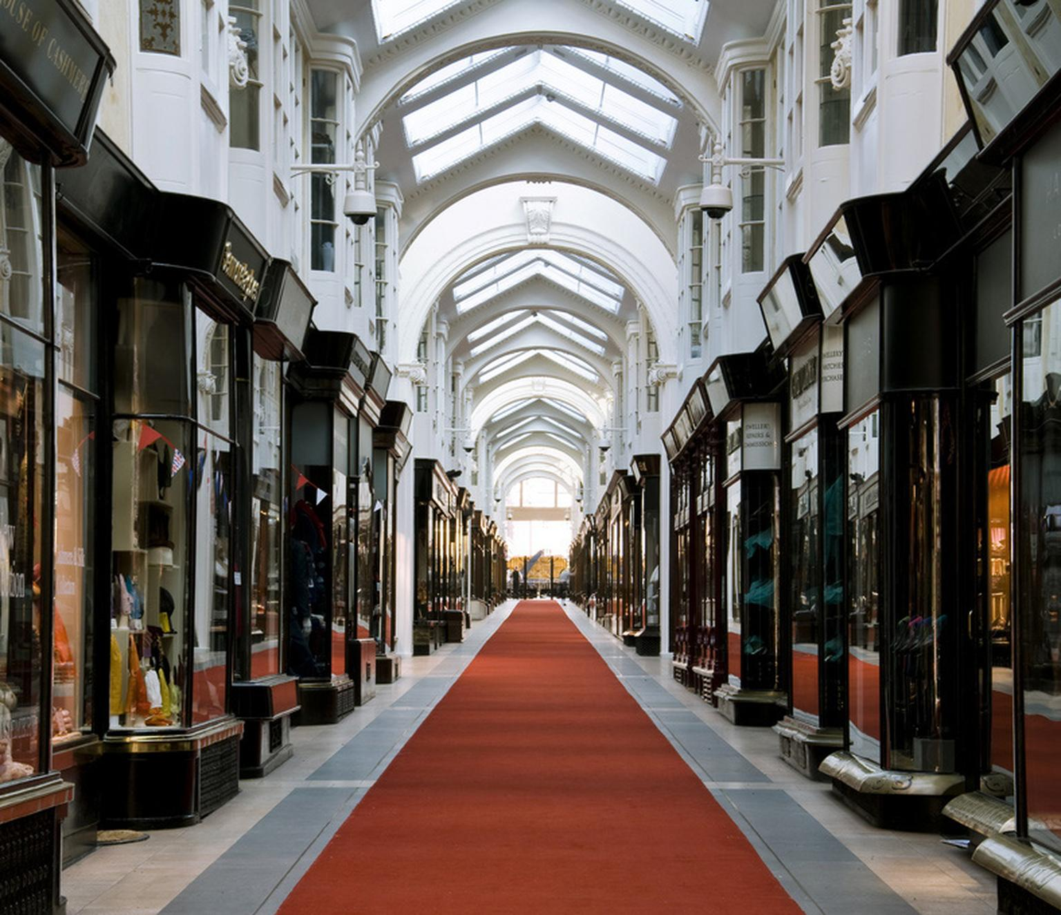 NewBurlingtonarcade