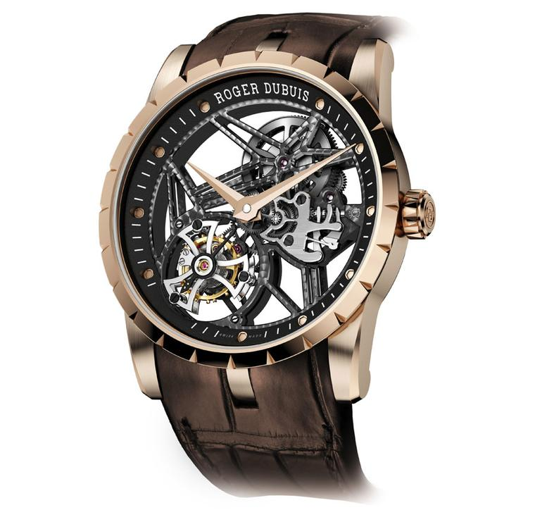cd9e7591e65 Roger Dubuis takes some Arthurian inspiration for its Excalibur ...