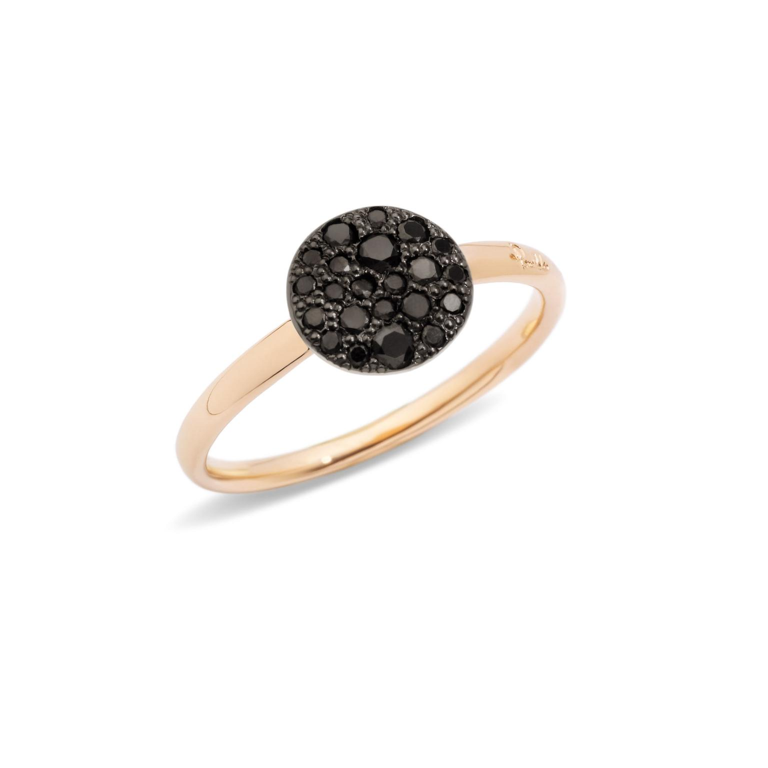 Pomellato-Sabbia-Black-Diamond-Ring-Zoom