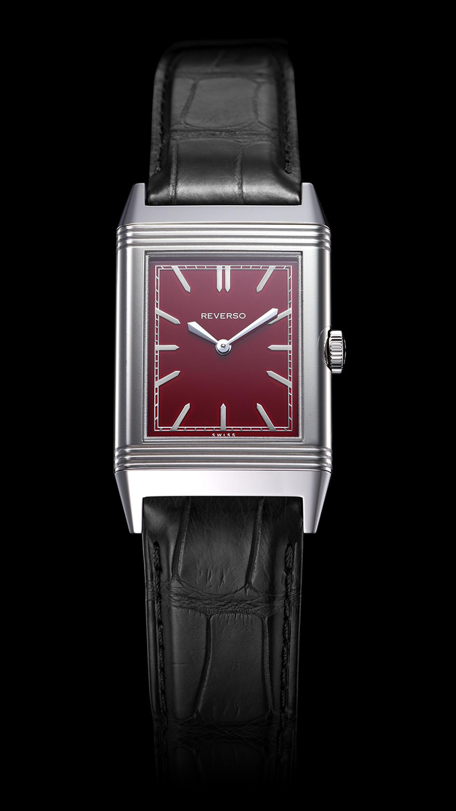 Jaeger-LeCoultre continues on Red
