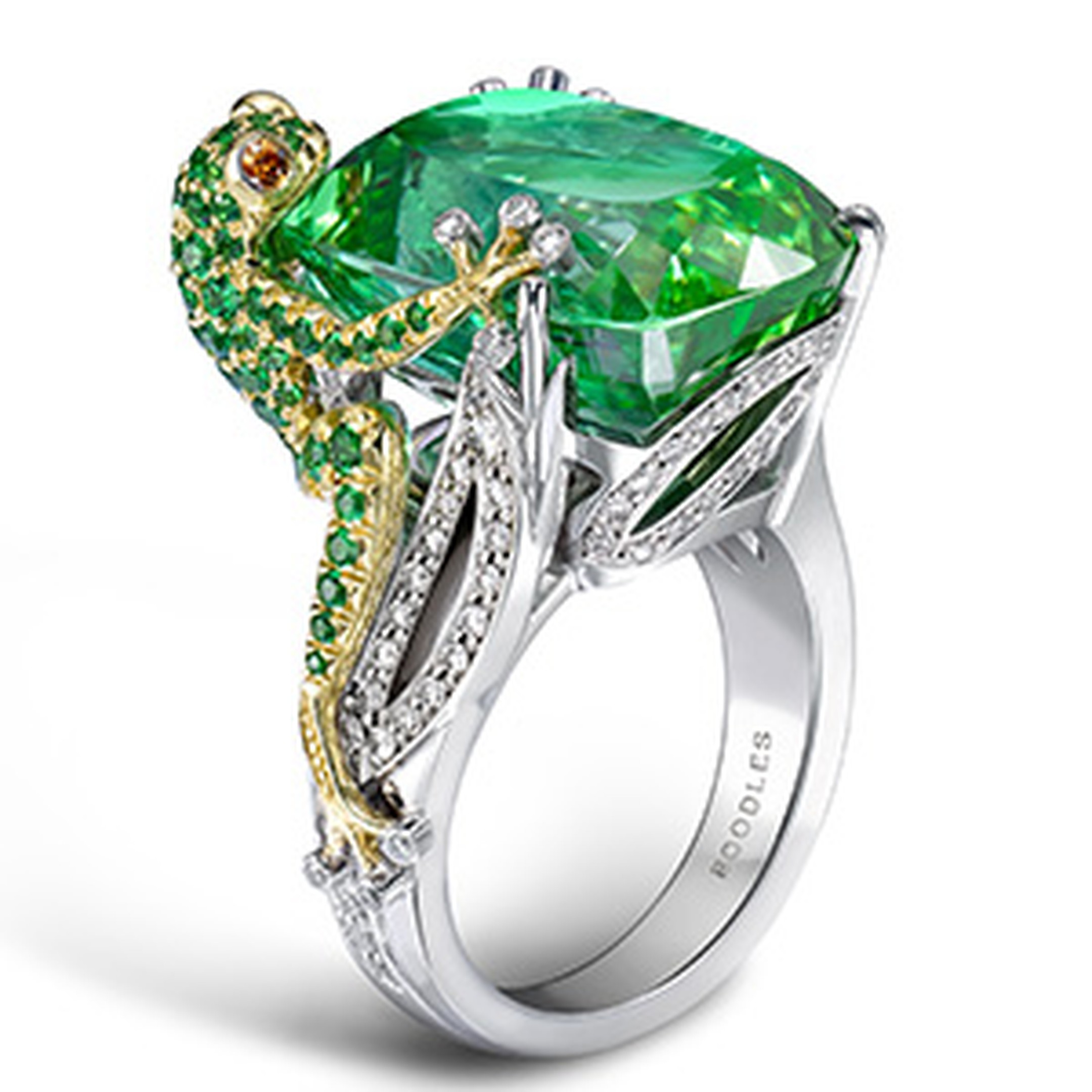 Boodles Frog ring HP