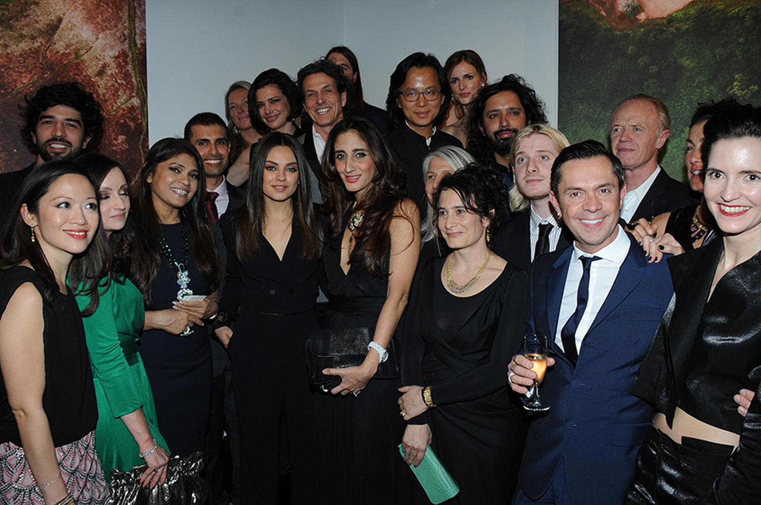 Gemfields-London-Launch-with-Mila-Kunis-and-International-Jewellery-Designers-March-2013